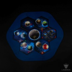 Twilight Imperium Map Frame