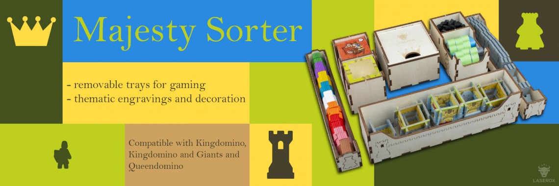 Majesty's Sorter