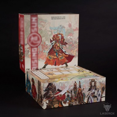Shogun's Stash - Rising Sun Core Box