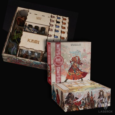 Emperor Pack - Rising Sun Core and Daimyo Box