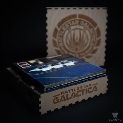 Galactic Intrigue - Battlestar Galactica™