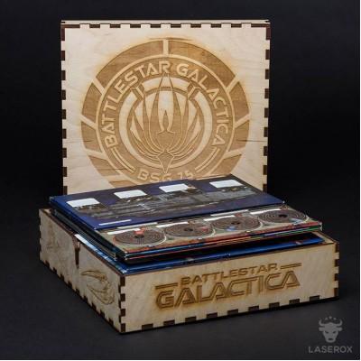 Galactic Intrigue - Battlestar Galactica™ compatible