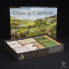 Scotlands Sorter - Clans of Caledonia