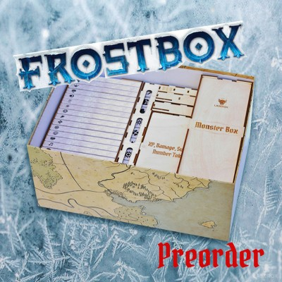 FrostBox - preorder (2021 april-may)